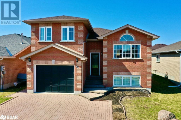 46 RED OAK Drive, Barrie