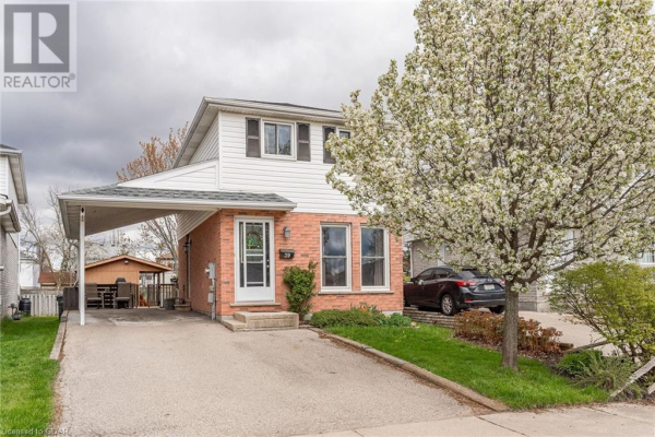 39 TROY Crescent, Guelph