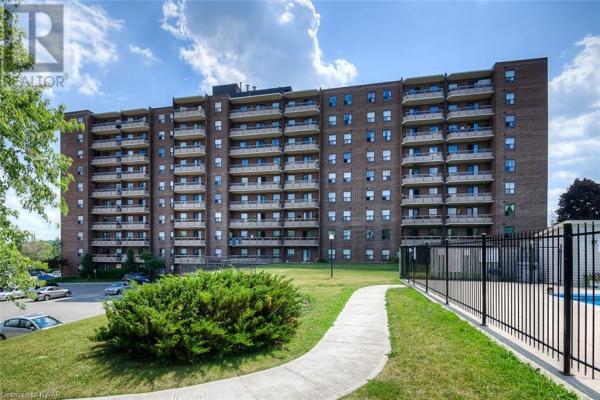 1100 COURTLAND Avenue E Unit# 405, Kitchener