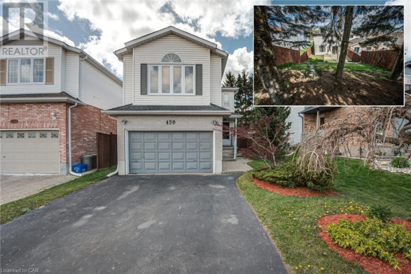 459 BANKSIDE Drive, Kitchener