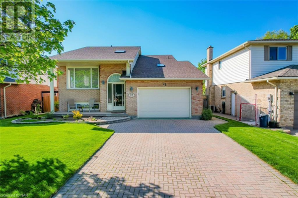21 PARKVIEW Drive, Thorold