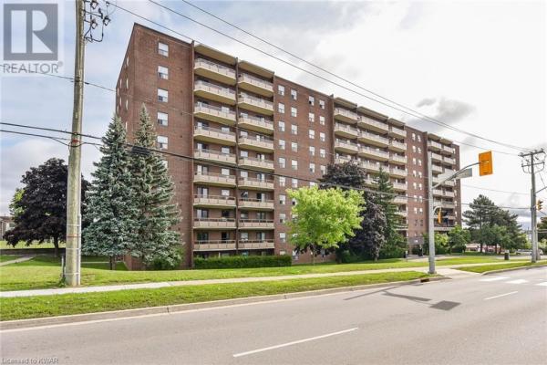 1100 COURTLAND Avenue E Unit# 803, Kitchener