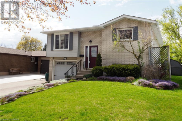 16 WHEATFIELD Crescent, Kitchener