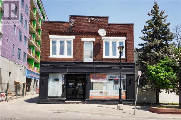 404 KING Street E, Kitchener