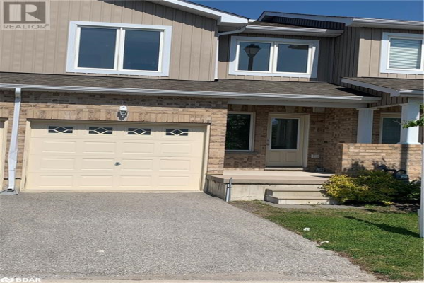 75 PRINCE WILLIAM Way Unit# 30, Barrie