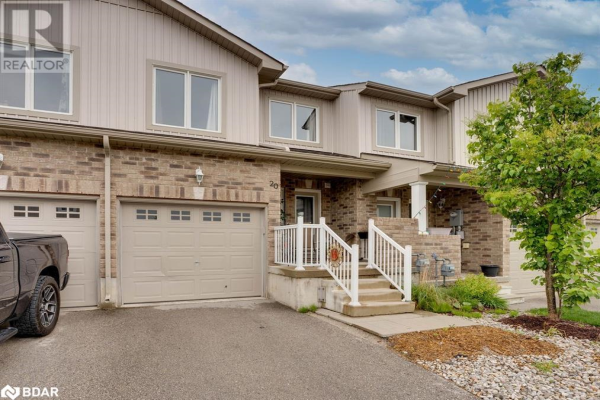 75 PRINCE WILLIAM Way Unit# 20, Barrie
