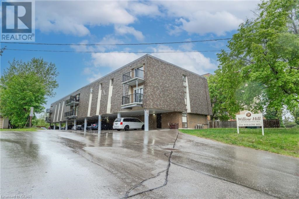 234 WILLOW Road Unit# 102, Guelph