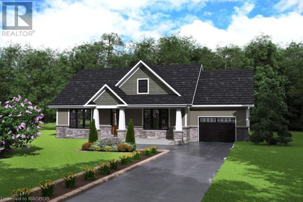 LOT 60 MARSHALL Place, Saugeen Shores