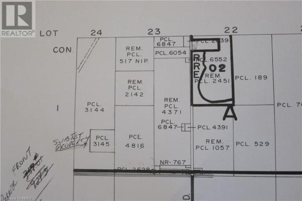 0 PCL 3145 PT LT 24 CON 1 WIDDIFIELD, North Bay