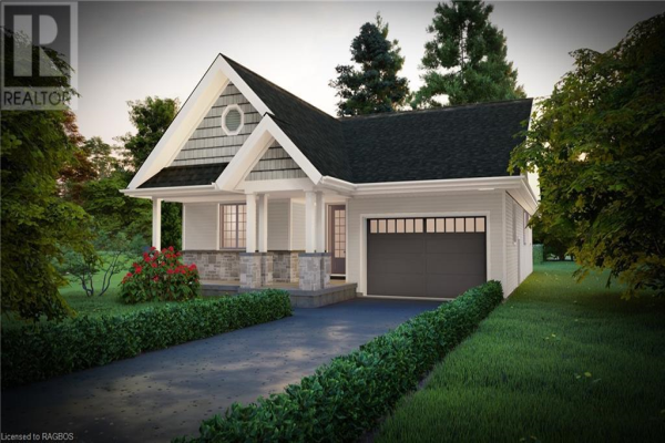 LOT 14 MARSHALL Place, Saugeen Shores