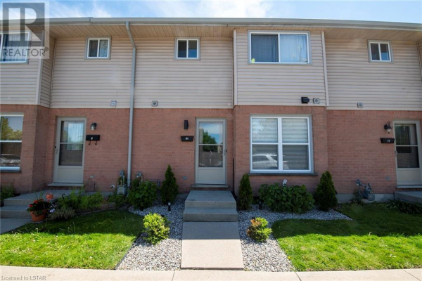 757 WHARNCLIFFE Road S Unit# 10, London