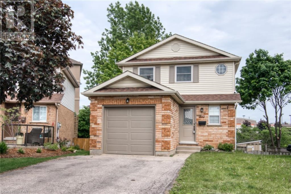 352 NORTHVIEW HEIGHTS Place, Cambridge