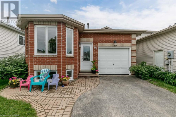 65 DOWNING Crescent, Barrie