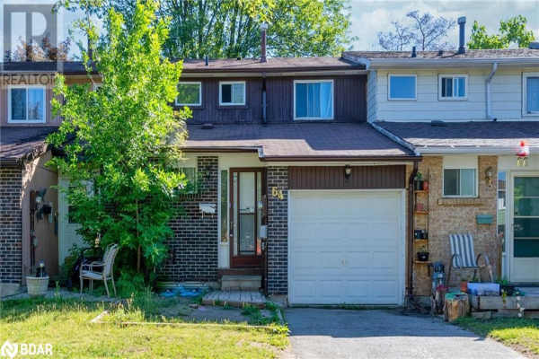 64 CHAUCER Crescent, Barrie