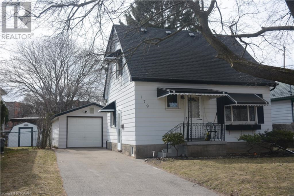 179 BIRCH Avenue, Kitchener