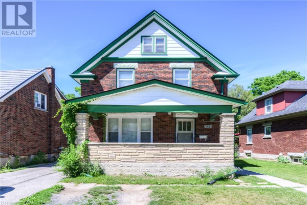 160 HOMEWOOD Avenue, Kitchener