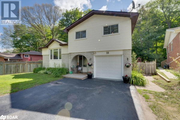 18 PARKWAY Place, Barrie