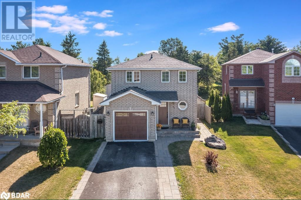 35 CLUTE Crescent, Barrie