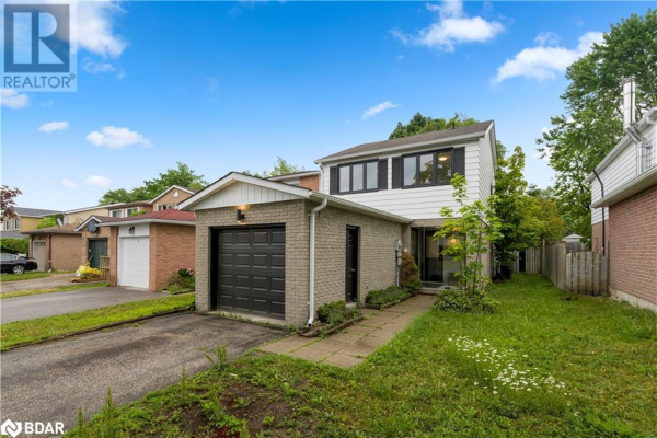 7 BALTIMORE Road, Barrie
