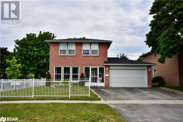 7 CARTWRIGHT Drive, Barrie