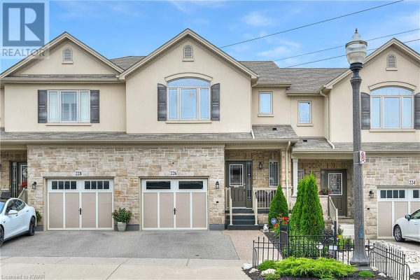 226 GREENWATER Place, Kitchener