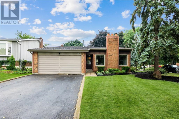 2544 COUNCIL RING Road, Mississauga