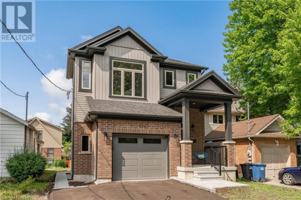 330 EXHIBITION Street, Guelph