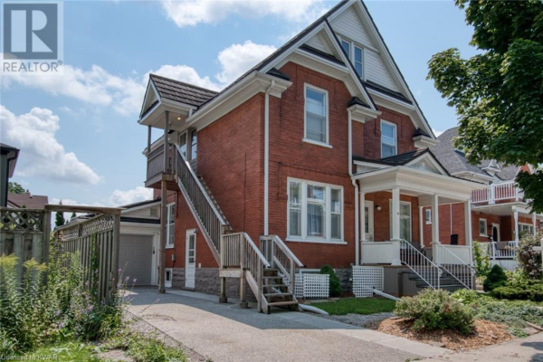 19 CLARENCE Place, Kitchener