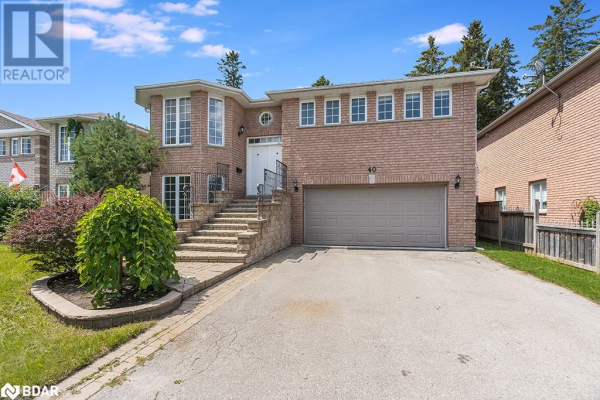 40 KELL Place, Barrie