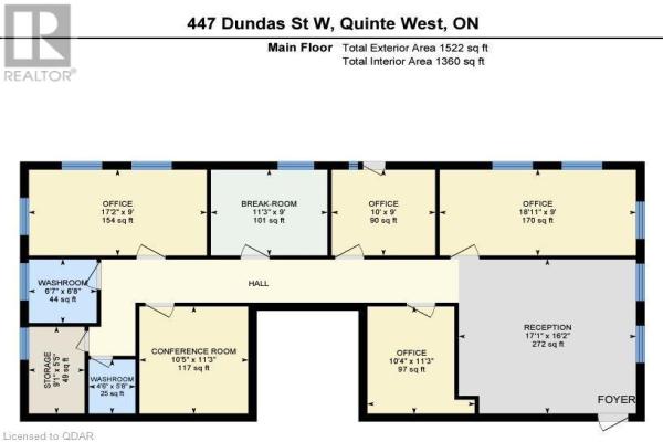 447 DUNDAS Street W Unit# 4, Trenton