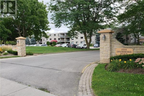 4658 DRUMMOND Road Unit# 205, Niagara Falls