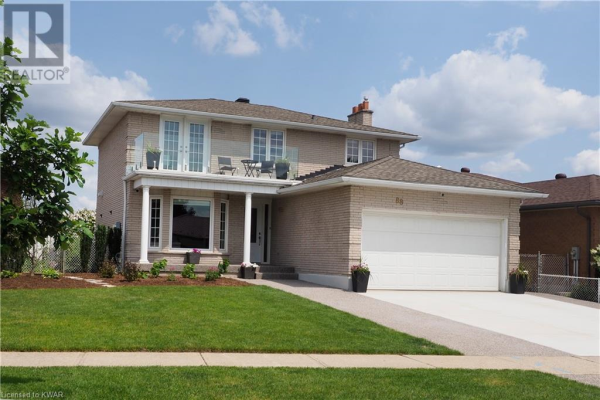 88 COUNTRYSIDE Crescent, Kitchener
