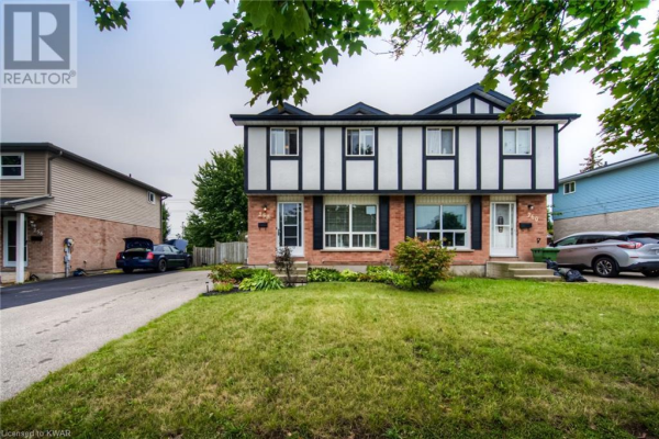 258 THE COUNTRY Way, Kitchener