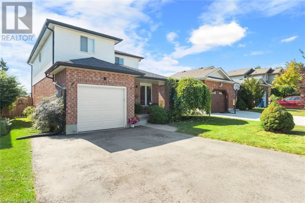 211 COUNTRY CLUB Drive, Guelph