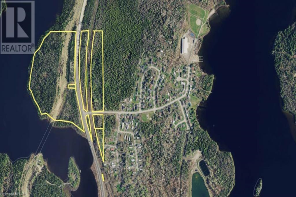 WD264 PATENTED MINING CLAIM HWY 11 NORTH, Temagami