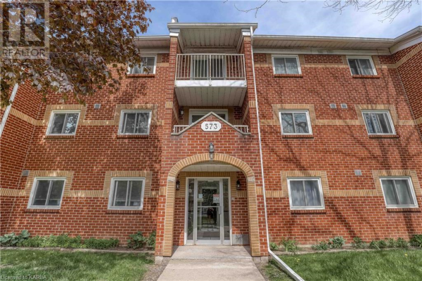 573 ARMSTRONG Road Unit# 307, Kingston