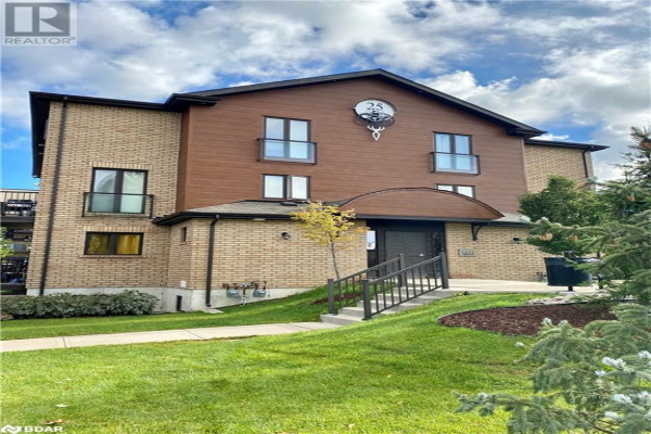 25 MADELAINE Drive Unit# 7, Barrie