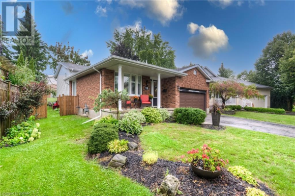 20 CULLODEN Place, Kitchener