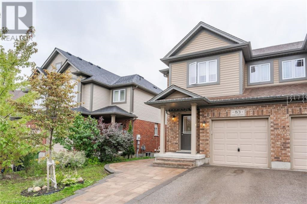 83 OAKES Crescent, Guelph