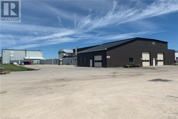 33884 AIRPORT Road, Goderich