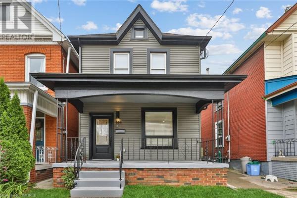 144 GIBSON Avenue, Hamilton