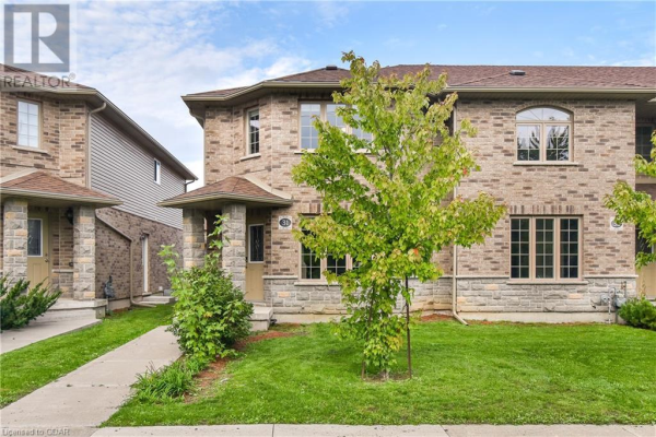 714 WILLOW Road Unit# 31, Guelph