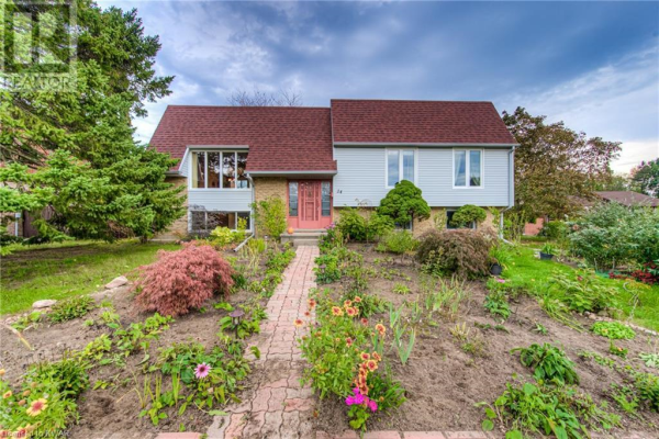 24 BRIAR KNOLL Place, Kitchener