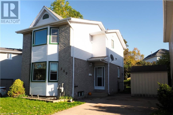 459 RED RIVER Drive, Waterloo