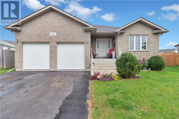 141 CONNELL Drive, Amherstview