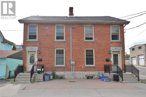 282 WELLINGTON Street, Kingston