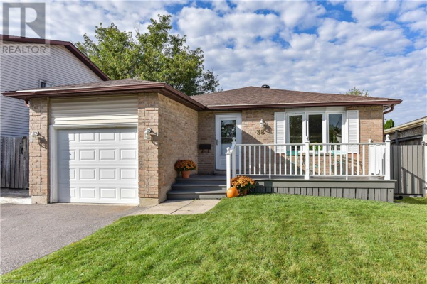 38 LAURIE Crescent, Barrie