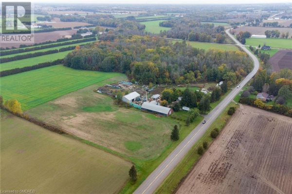 435 MIDDLE TOWNLINE Road, Burford