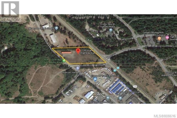 1100 Island Hwy E, Parksville