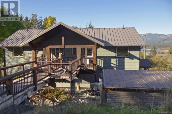 A & B 16990 Wickanninish Rd, Port Renfrew